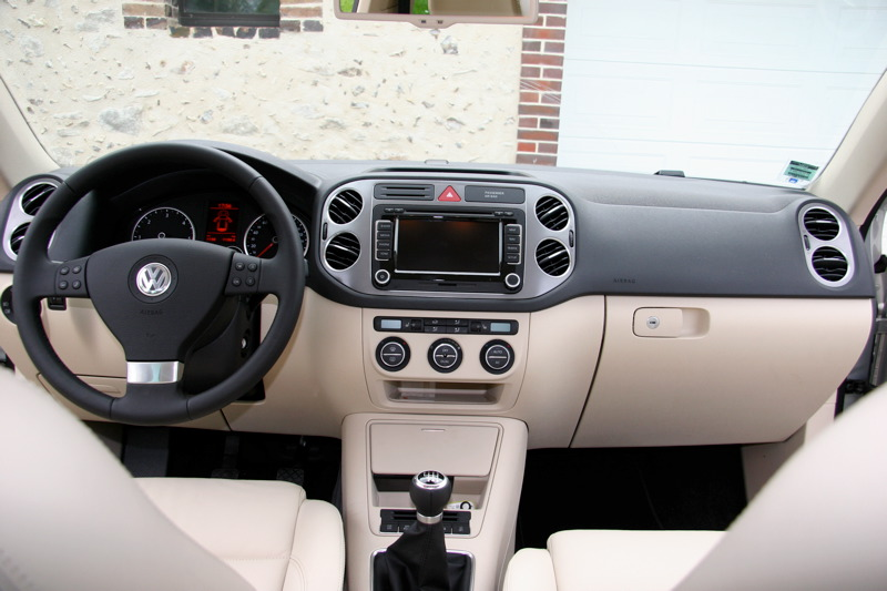 Selleries mise jour le 16 11 2009 volkswagen tiguan for Le moi interieur
