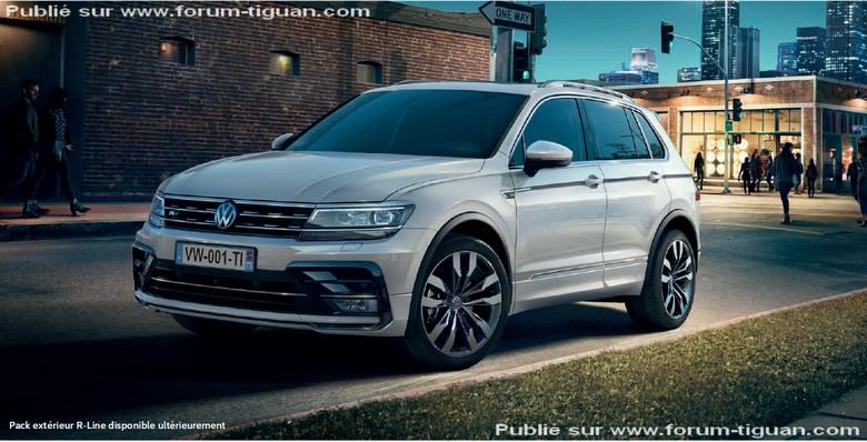 le nouveau tiguan est d sormais disponible la commande volkswagen tiguan forum. Black Bedroom Furniture Sets. Home Design Ideas