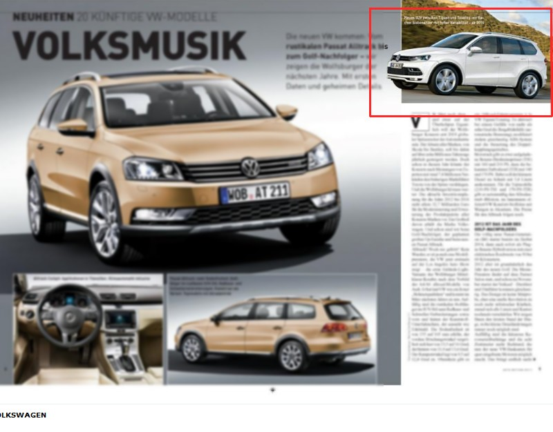 nouveau tiguan 7 places volkswagen tiguan forum. Black Bedroom Furniture Sets. Home Design Ideas