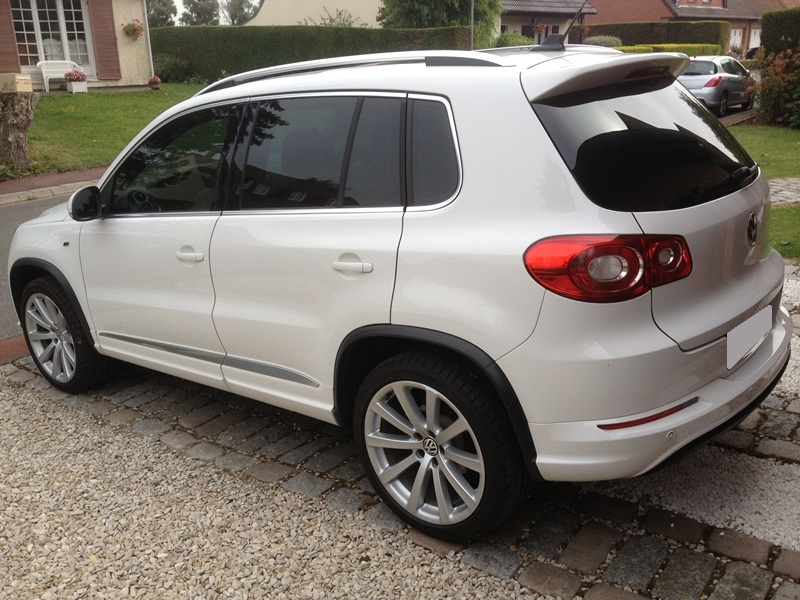 achat tiguan r line blanc 170 4 motion volkswagen tiguan forum. Black Bedroom Furniture Sets. Home Design Ideas