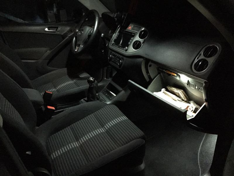 Page Tiguan 76 Et Volkswagen À Led Eclairage Intérieur Plaque W29eIYEDH